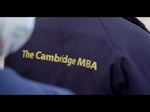 Cambridge MBA 2020 Employment Report with groups
