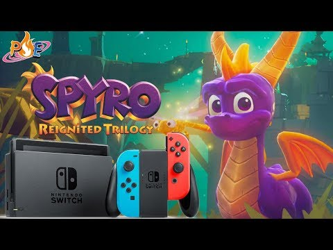 Spyro Reignited Trilogy Coming To Switch & PC Based On Official UK Listing!