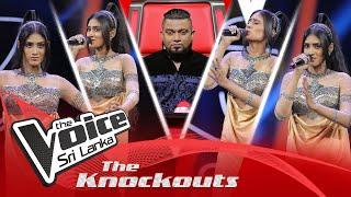 Woshika | Sanda Muwa Wela (සඳ මුවා වෙලා) | The Knockouts | The Voice Sri Lanka Thumbnail