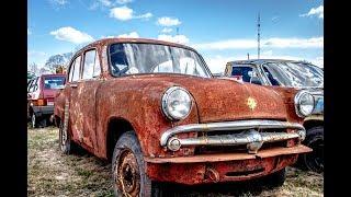 Забытые Автомобили В Эстонии - Часть 1: Приют Старой техники ( ABANDONED CARS )