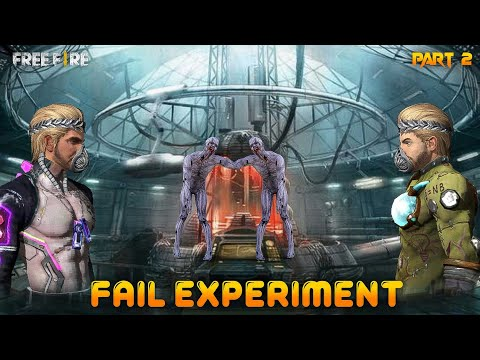 Fail Experiment Part 2 [ असफल प्रयोग ] Free fire Short Horror Adventure Story in Hindi || Free fire