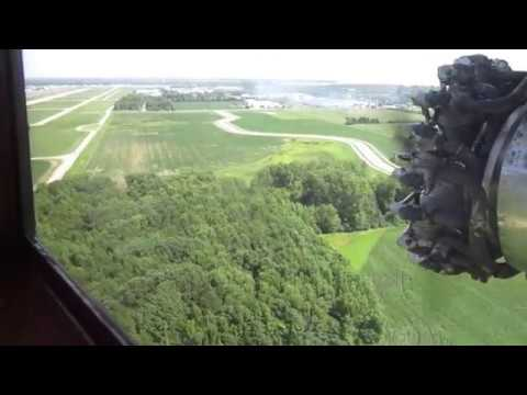 Flying in a Ford Tri-Motor