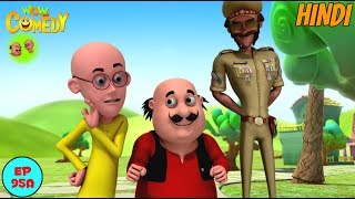 John's Birthday - Motu Patlu in Hindi - 3D Animated cartoon series for kids