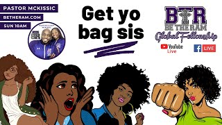 Get Yo Bag Sis: Pay what you weigh // The 5 Daughters of Zelophehad // Numbers 27:1-10