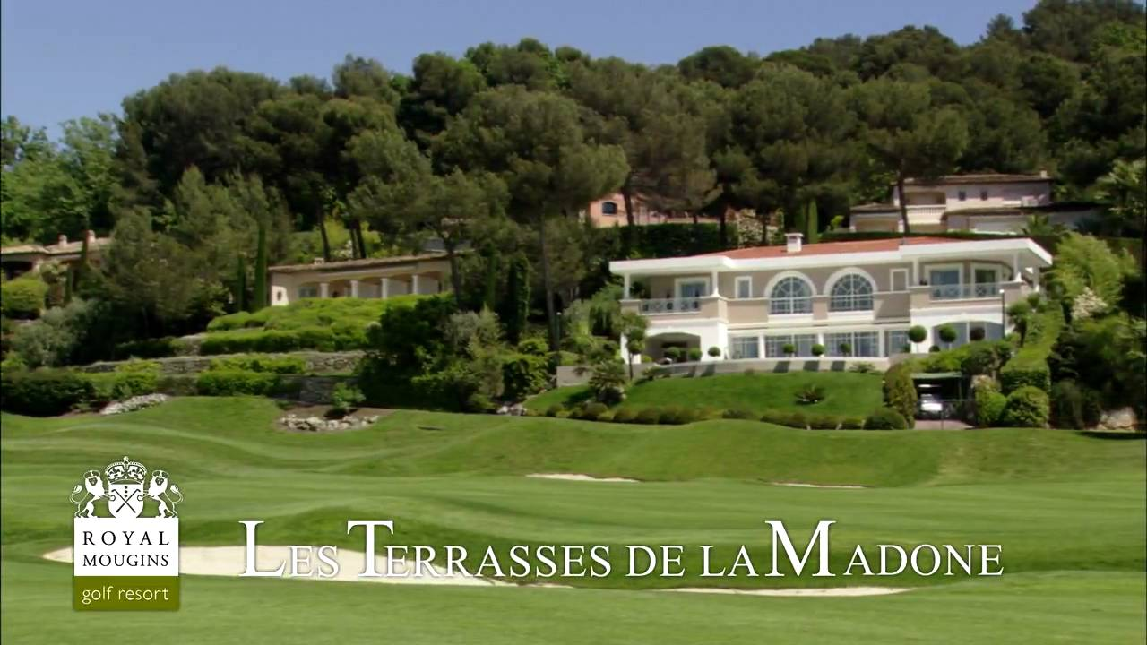 Royal Mougins Golf Club Part 3 - Real Estate - YouTube