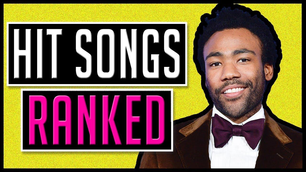 Childish Gambino: Hit Songs Ranked - YouTube