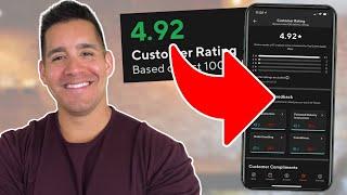 NEW DoorDash Dasher Ratings