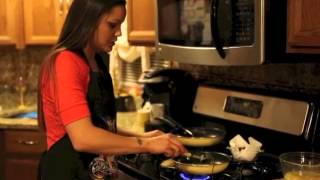 How To Make Green Chile Breakfast Burritos
