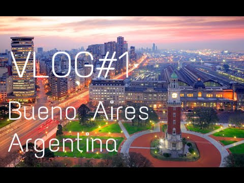 Going To Argentina!!!!  (Vlog #1)