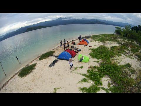 [POLMAN] Pulau Gusung Toraja (Pasir Putih) Sulawesi Barat part 1/2