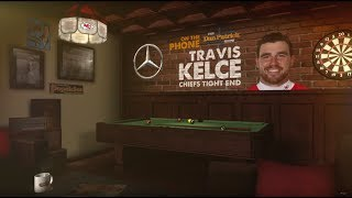 Chiefs TE Travis Kelce Talks Mahomes Best NFL TE & More w/Dan Patrick | Full Interview | 6/11/18