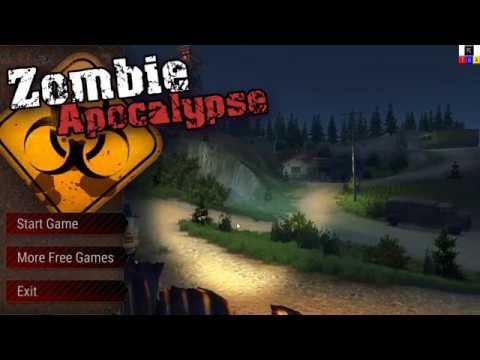 PC TUA - Zombie Apocalypse | Zombie Free Games For Windows