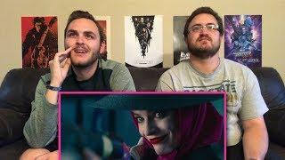 BIRDS OF PREY Trailer #1 Reaction!