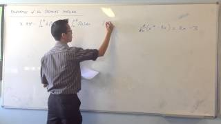 Properties of Definite Integrals: Constant Co-efficients