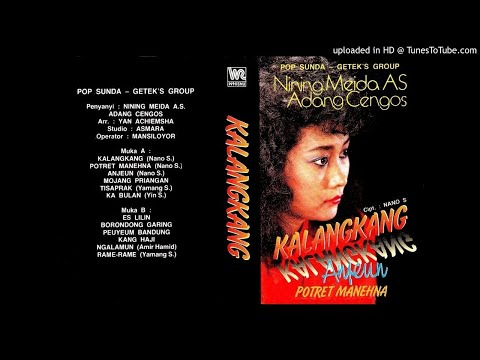 NINING MEIDA AS & ADANG CENGOS - Tisaprak [ POP SUNDA ]