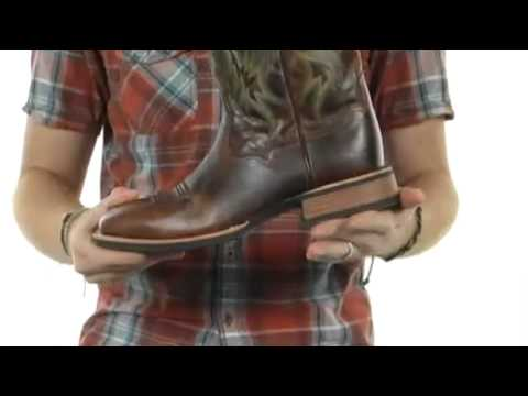 Ariat Tombstone SKU:#7607718 - YouTube