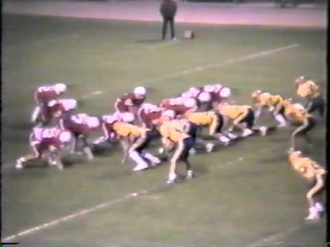 Bronco Football 1988 Pt. 4