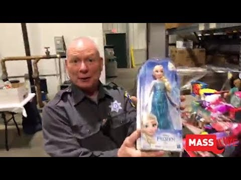 Behind the scenes: Toys for Tots in Berkshire County