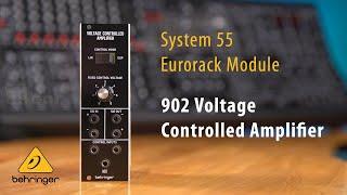902 VCA Eurorack Module