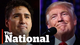 Trudeau and Trump to meet for the 1st time