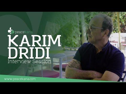 Peacekana Interview Session : Karim Dridi (CHOUF)