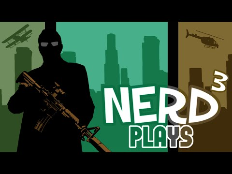 Nerd³'s 2.5 Million Subs Special - The Henderson Challenge