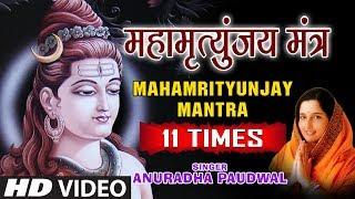 Mahamrityunjay Mantra I Darshan 12 Jyotirling I Anuradha Paudwal I 11 times with Subtitles