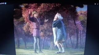 Shrek The Third: Arthur Begs Merlin