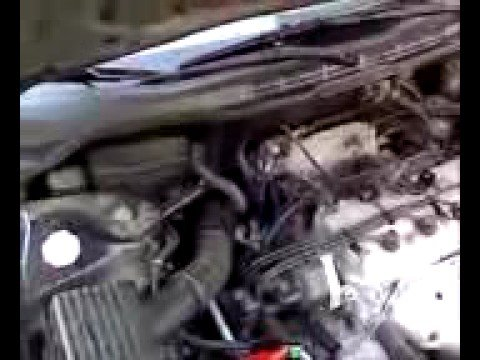 96 honda civic wiring diagram eric johnson strat 1998 2002 accord weak heater broken control valve youtube