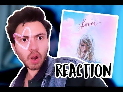 &39;LOVER&39; - TAYLOR SWIFT  REACTION  Niculos M