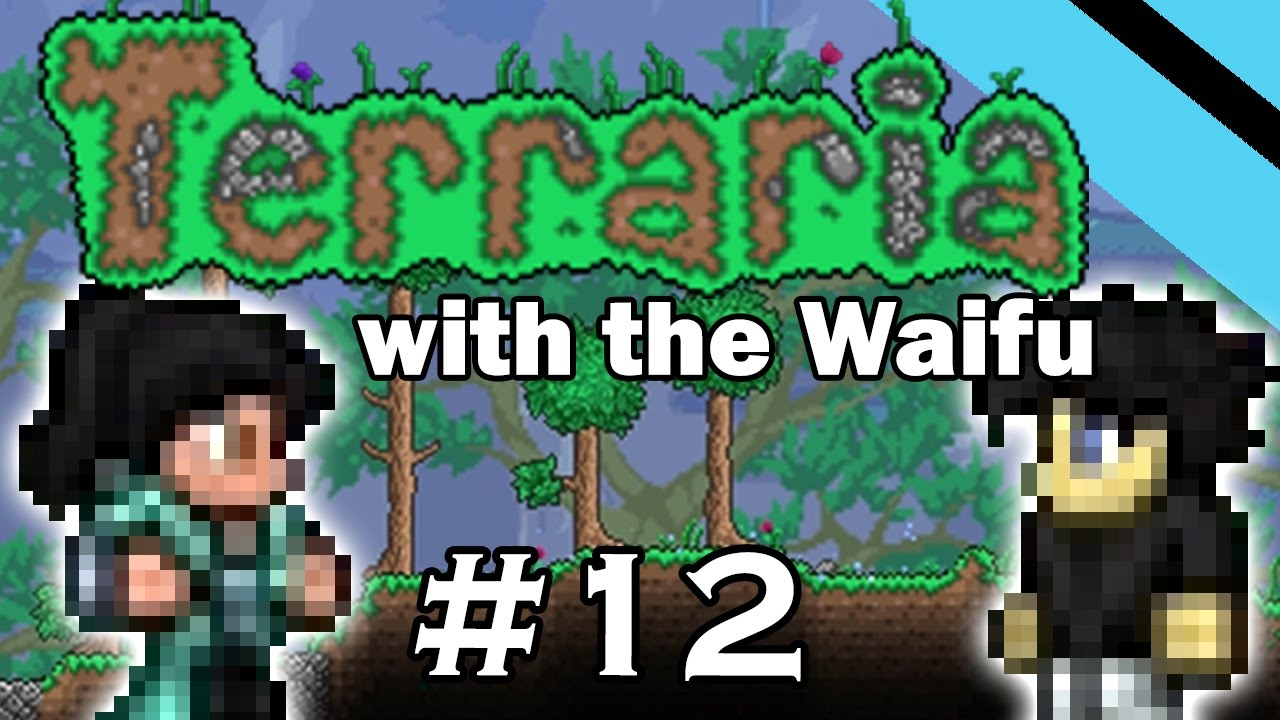 Terraria With The Waifu Part 12 Granite Biome