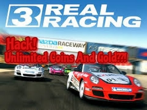 how to get unlimited coins in real racing 3