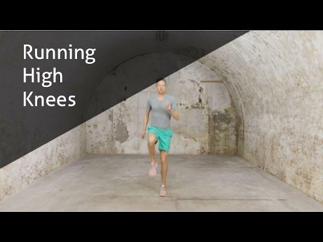 Running High Knees - hoe voer ik deze oefening goed uit?
