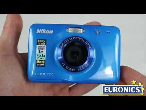 Fotocamera Nikon - Coolpix S30 Caratteristiche