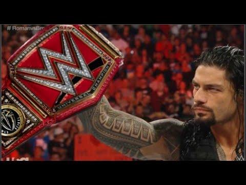 WWE Top 10 Championship Wins Of 2017! (So Far)