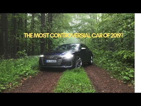 2020 Audi S6 TDI First Drive and Review