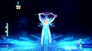 Отпусти и Забудь Disney's Frozen - Just Dance 2015 (На русском)