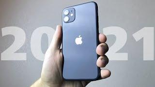 Обзор iPhone 11 в 2021 году. Стоит ли покупать айфон 11 или лучше iPhone XR?