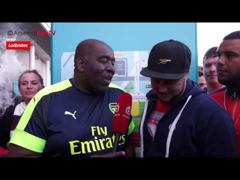 Arsenal 2 Man City 1 -WTF!!!, DT Gives Wenger Credit For The Tactics