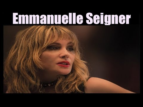 Emmanuelle Seigner French Actress