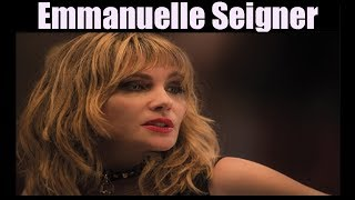 Emmanuelle Seigner -  Actress