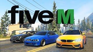 GTA 5 REAL CARS & MODS ONLINE [FIVEM]