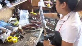 Katana Fittings made in Longquan