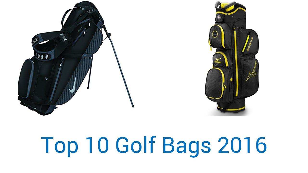 5d69c196cb 10 Best Golf Bags 2016 - YouTube
