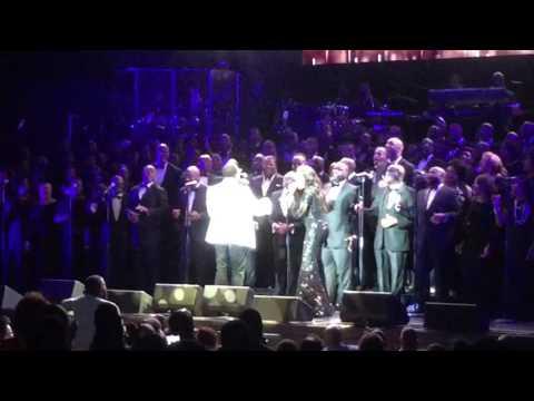 Second Chance - Monique Walker with the Love Fellowship Crusade Choir