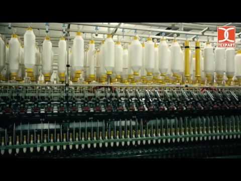 Textile Manufacturing Process | TEXPART