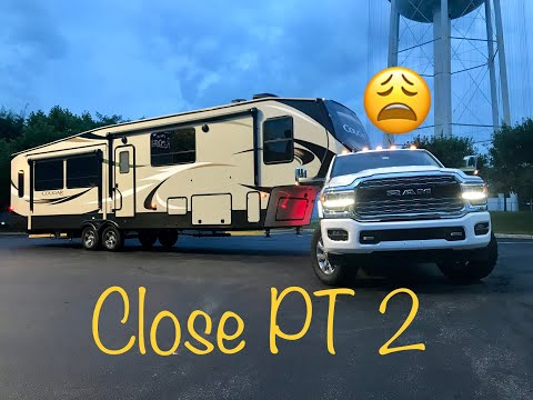 2019 RAM 6 Foot Bed - Close PT 2 - Towing With a Short Bed Truck
