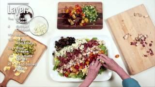 90 Second Cobb Salad