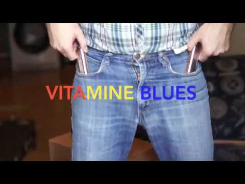 Карантин-клип. VITAMINE BLUES. Blues sketch video with open D slide guitar and harp.