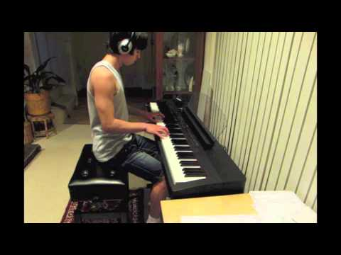I Don't Wanna Miss A Thing - Aerosmith Piano Cover